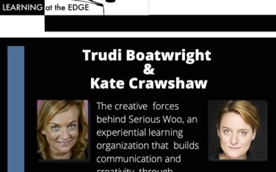 Learning at the Edge with Kate Crawshaw and TrudiBoatwright